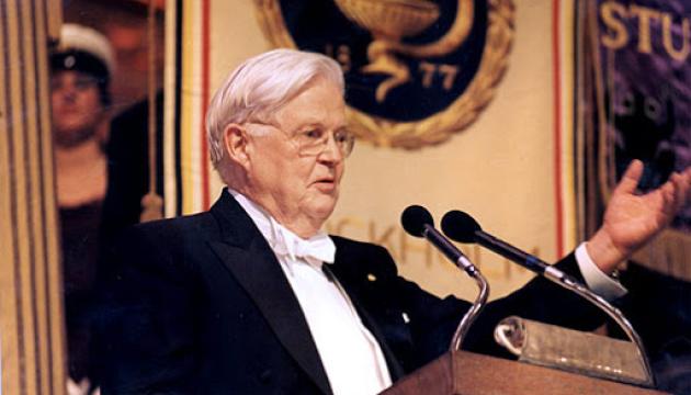 В Італії помер «батько» євро і нобелівський лауреат з економіки Роберт Манделл
