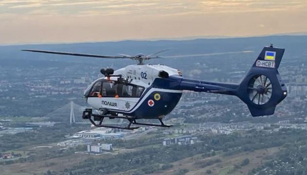 Санітарна авіація МВС надаватиме допомогу Охматдиту
