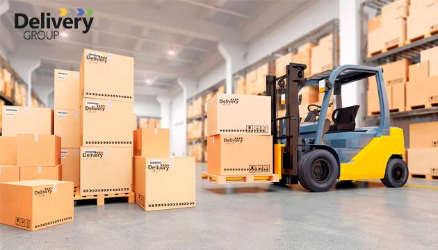 Delivery Group: +25% по вантажообігу за 1 квартал 2021