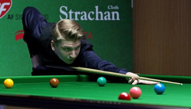 Снукер: 15-річний українець Бойко поступився у відборі чемпіонату світу