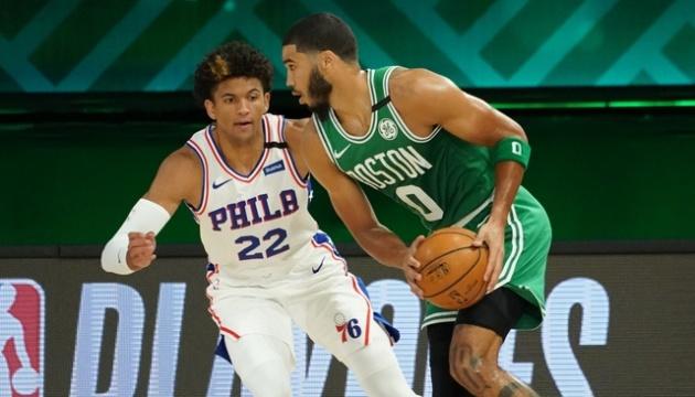 НБА: «Філадельфія» перемогла в Бостоні, «Денвер» розгромив «Детройт»