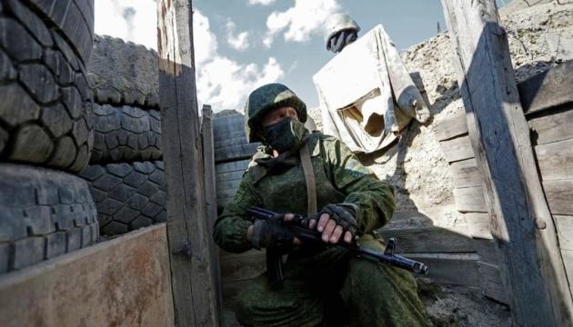 Im Konfliktgebiet Ostukraine ein Bruch der Waffenruhe gemeldet