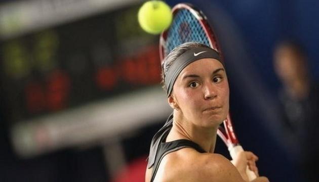 Українка Калініна поступилася у другому колі турніру ITF у Беллінцоні