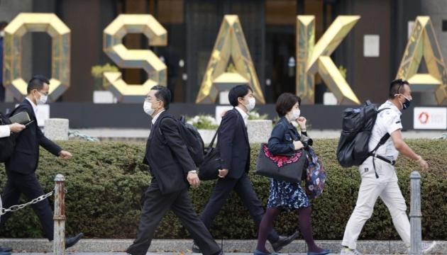 В Осаці через коронавірус скасували естафету олімпійського вогню