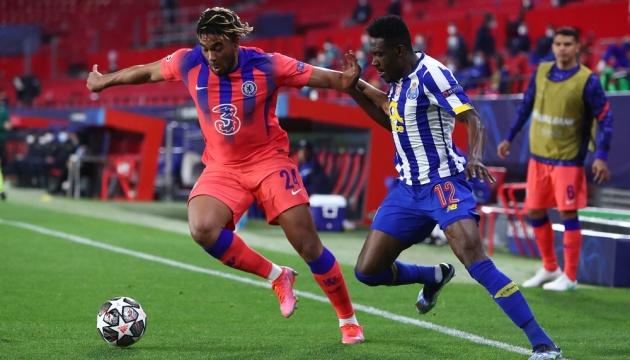«Порту» програв «Челсі» у чвертьфінальному матчі Ліги чемпіонів УЄФА