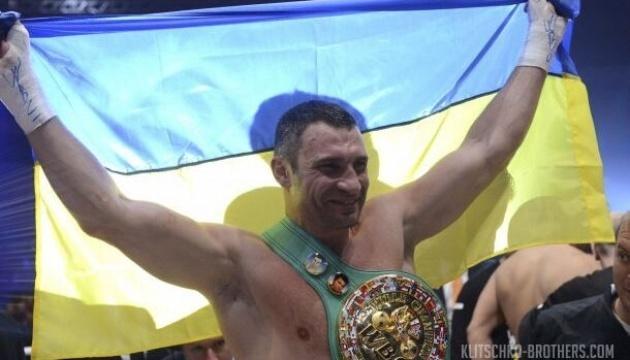 Віталій Кличко - у ТОП-10 чемпіонів WBC в історії суперважкої ваги