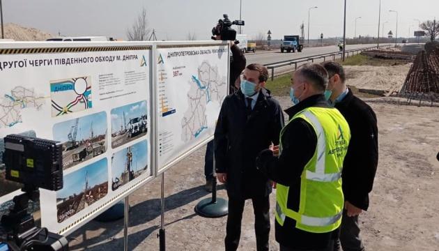 Реконструкція доріг стартувала в усіх регіонах — Кирило Тимошенко