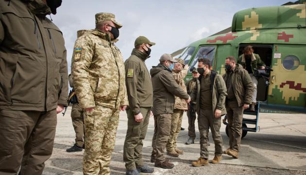 Мендель пояснила, чому журналістів не попередили про поїздку Зеленського на Схід