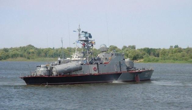 РФ перебрасывает корабли Каспийской флотилии в Черное море на «учения»
