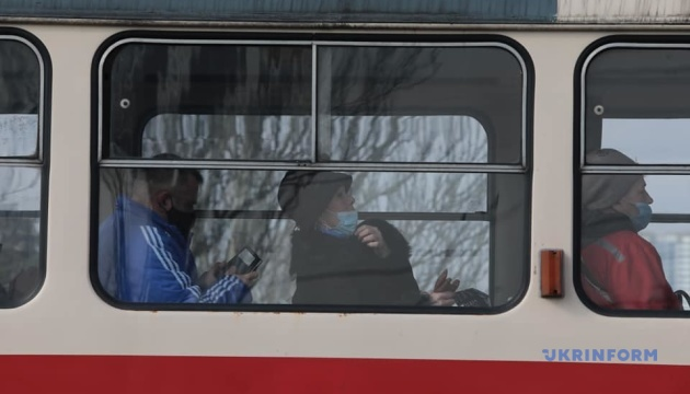 Kyiv reports 753 new COVID-19 cases