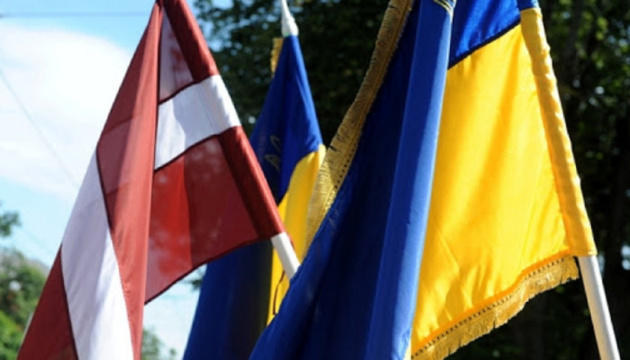 Zhovkva, adviser to Latvian president discuss fight against COVID-19, security situation