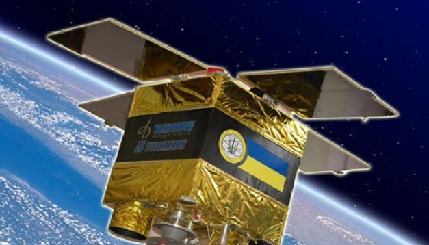 Новий український супутник