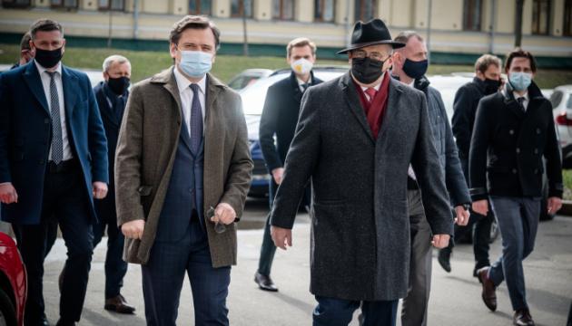 Усиление агрессии России: о чем договорились главы МИД Украины и Польши