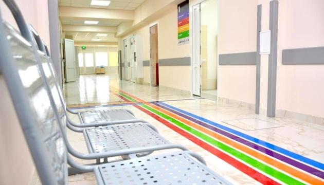 В Кропивницком реконструировали приемное отделение больницы