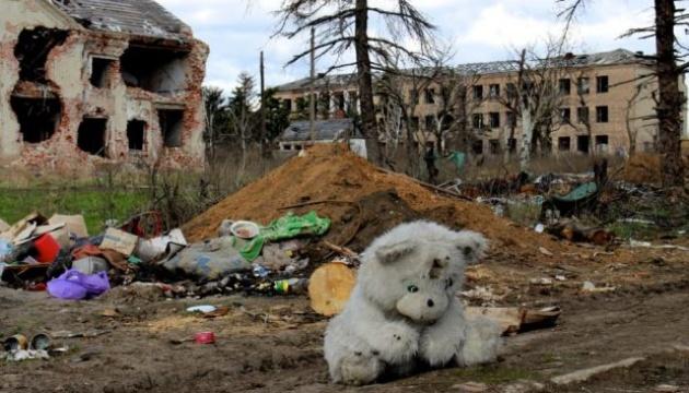 В Україні пропонують 4 червня вшанувати пам'ять дітей, які загинули внаслідок агресії РФ