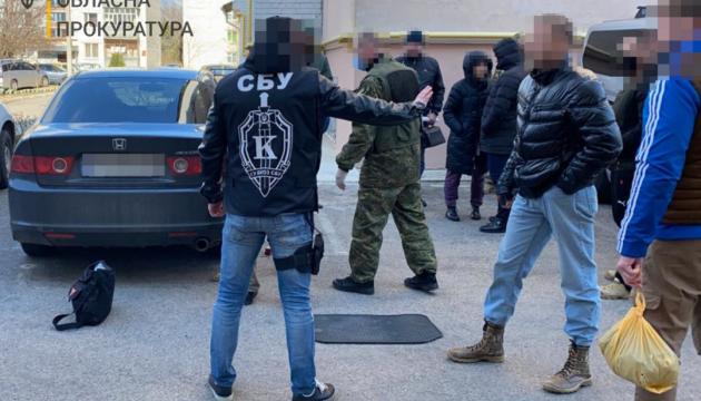 Служба безпеки викрила бойовика «ЛНР», який влаштувався на роботу в МВС