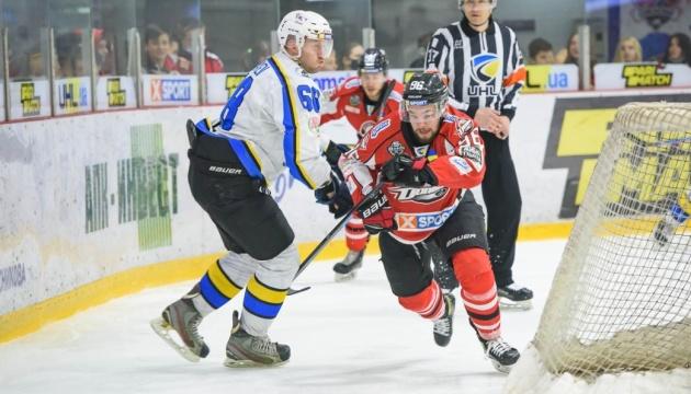 Плей-офф УХЛ: «Донбас» став другим фіналістом
