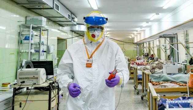 Бердянск: Когда одолеем вирус, тут будем спасать от инфарктов