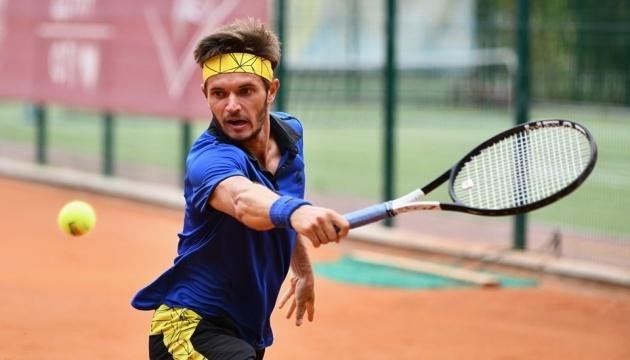 Українець Орлов уперше виступить у парному півфіналі челленджера ATP
