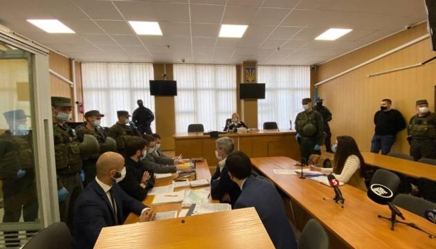В Одесі розглядають апеляцію на арешт Стерненка і Демчука