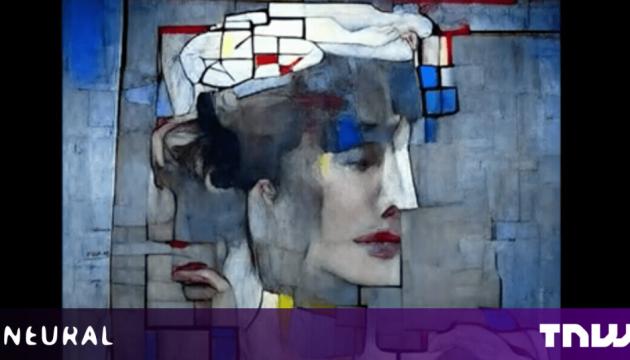 Искусственный интеллект создает версии известных картин из любого изображения