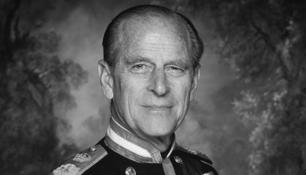 Präsident Selenskyj kondoliert zum Tod von Prinz Philip