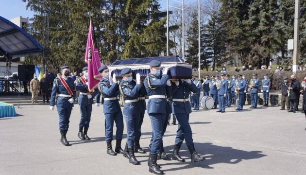 На Харківщині попрощалися з бійцем 92-ї бригади, який загинув під Золотим