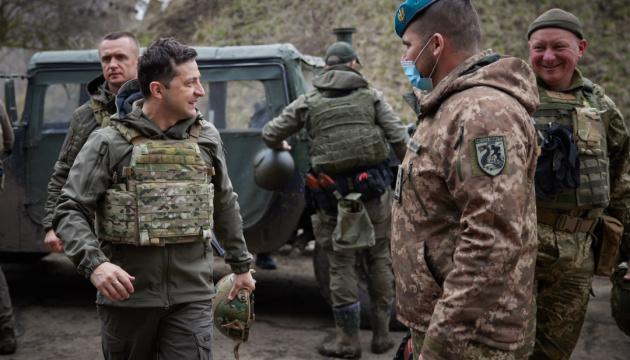 Зеленський призначив склад Консультативної ради для забезпечення прав і свобод захисників України