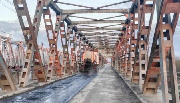 На Закарпатье отремонтируют мост через реку Тересва