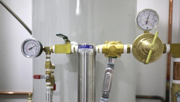 Во Львовской больнице установили новые кислородные станции