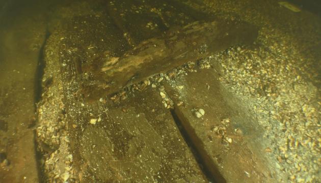 Археологи идентифицировали затонувшее судно, которое нашли в Днепре возле Запорожья