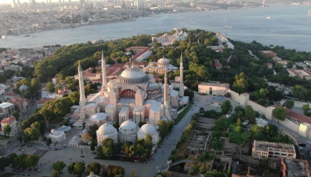 Українці цьогоріч найактивніше з іноземців відвідували палац Топкапи у Стамбулі