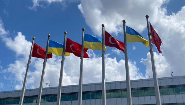 Wołodymyr Zełenski przybył z wizytą do Turcji
