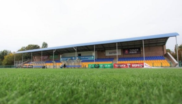 Перша ліга: «Верес» обіграв «ВПК-Агро» на старті 21 туру