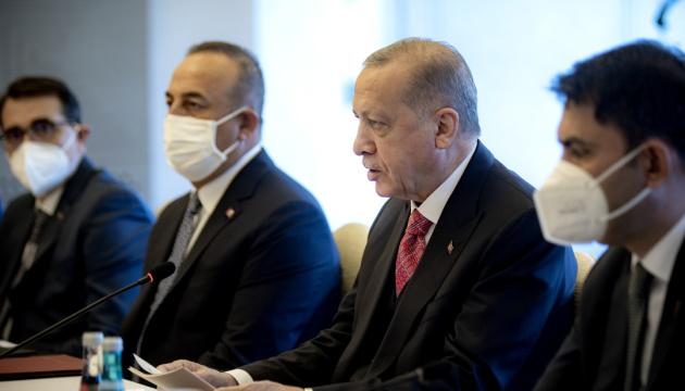 Туреччина готова сприяти врегулюванню ситуації на сході України - Ердоган