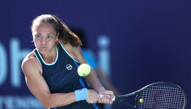 Бондаренко сыграет в финале квалификации теннисного турнира в Чарльстоне