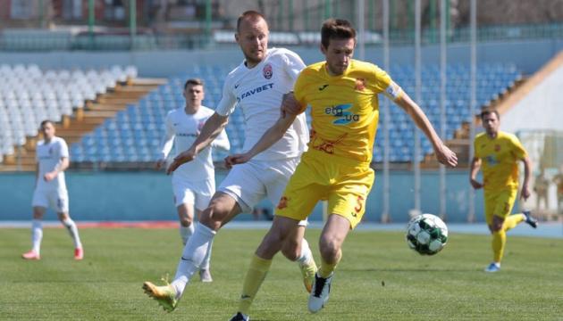 «Заря» обыграла «Ингулец» в матче футбольной Премьер-лиги Украины