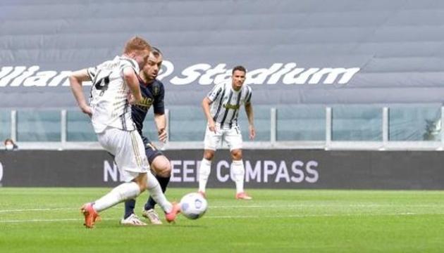 Серия А: «Ювентус» победил «Дженоа» и приблизился ко второй ступени