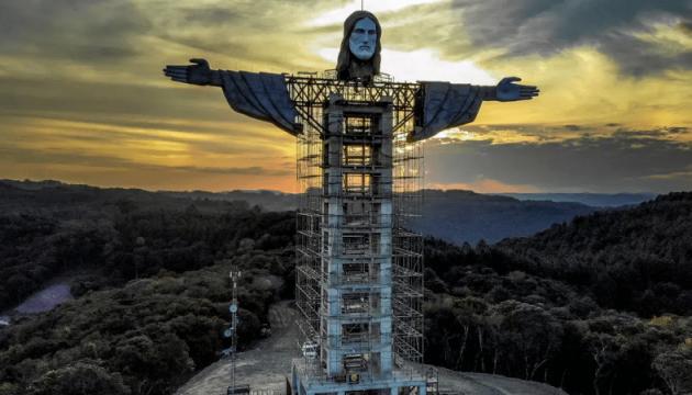 В Бразилии строят статую Христа - выше, чем в Рио-де-Жанейро