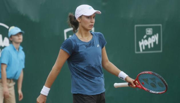 Калініна і Снігур зіграють в основній сітці турніру ITF у Португалії