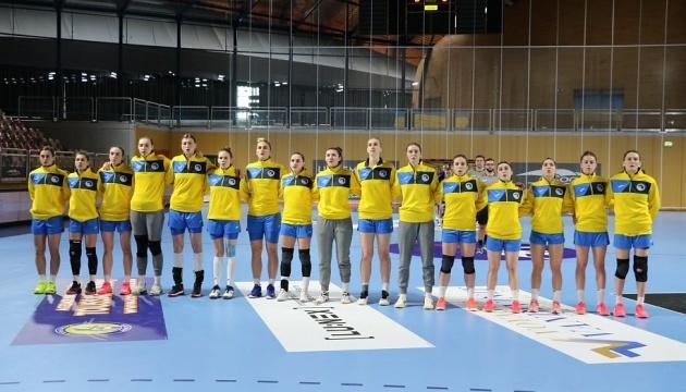 Стала відома заявка українських гандболісток на матчі плей-офф ЧС-2021
