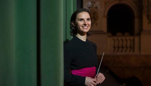 Диригентка Оксана Линів — у шортлисті премії International Opera Awards