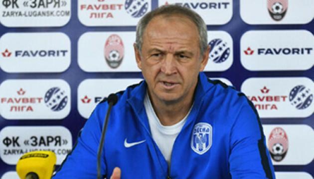 Наставник футболістів «Десни» став найкращим тренером 21 туру УПЛ