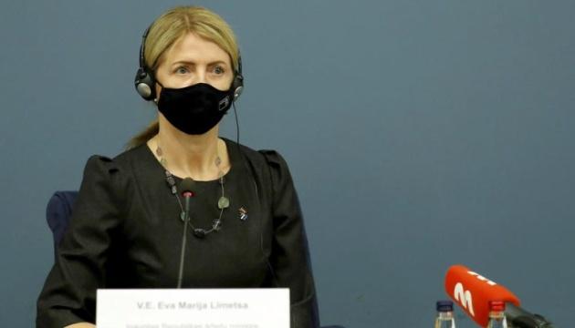 Глави МЗС Естонії та Росії вперше за п'ять років провели перемовини