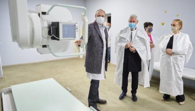 В больнице Харькова открыли дополнительное COVID-отделение