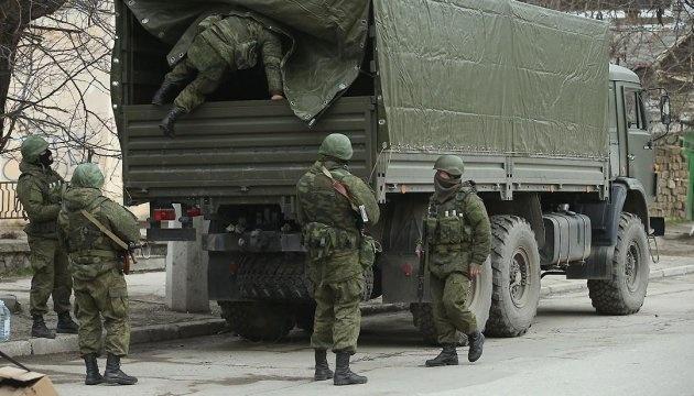 ロシア、過去1週間でウクライナ東部に約250名の軍人を投入=宇国防相情報総局