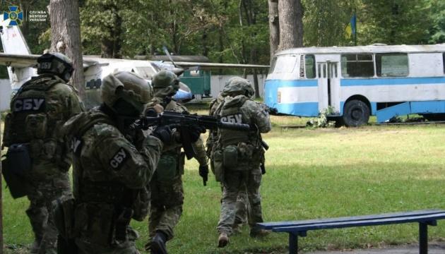 СБУ проведе масштабні навчання біля кордону з Росією