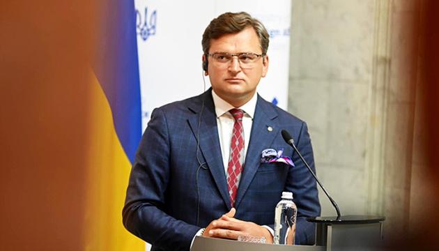 Kuleba: La adhesión de Ucrania y Georgia a la Unión Europea y la OTAN es una cuestión de tiempo
