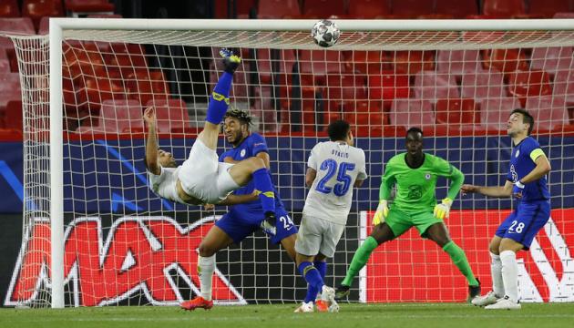 «Челсі» став півфіналістом Ліги чемпіонів УЄФА