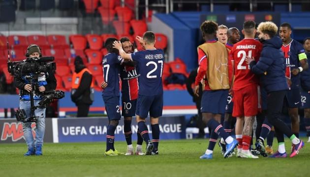 «Парі Сен-Жермен» програв «Баварії», але вийшов до 1/2 фіналу Ліги чемпіонів УЄФА